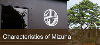 Characteristics of Mizuha
